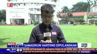 Tiba di Indonesia, Samadikun Ditahan di Rutan Salemba