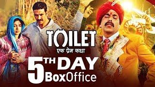 Akshay's Toilet Ek Prem Katha 5TH DAY COLLECTION - Box Office Prediction