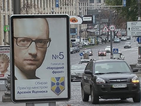 Ukraine's Key Election Fails to Spark Enthusiasm News Video