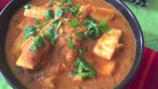Homemade  Paneer Butter Masala Recipe  in Hindi