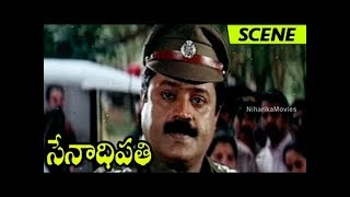 Best Court Argument Scene - Suresh Gopi Plays Drama - Climax Scene - Senaadhi Pathi Movie Scenes
