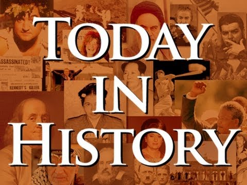 Today in History August 26 News Video