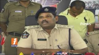 Vijayawada Police Arrest Kiran Murder Accused Srikanth   iNews
