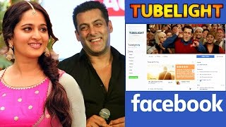 Baahubali's Devsena's FIRST CRUSH Is Salman, Salman's Tubelight FIRST To Have FACEBOOK Cover Video