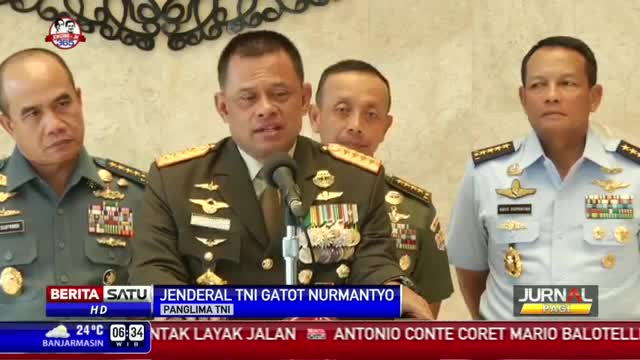 Menjaga Kedaulatan NKRI, Panglima TNI Menambah Instrumen Militer