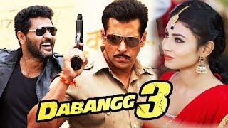 Salman Khan Signs Prabhu Deva For Dabangg 3, Naagin Mouni Roy To Romance Salman In Dabangg 3