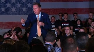 Kasich to Mich. Supporters: 'No Loafing'