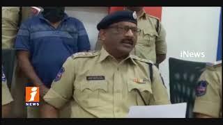 Shameerpet Police Arrests Ganjai Smuggler | Sent To Remand | Hyderabad | iNews