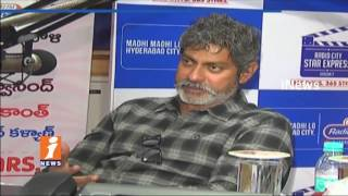 Jagapati Babu Patel Sir Movie Promotions in Radio City | Hyderabad | iNews