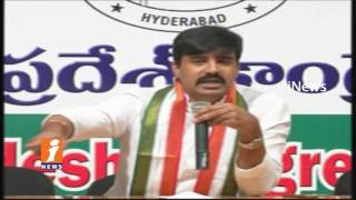 Cong MLA Vamsi Chandra Reddy Challenges CM KCR Over Migrate MLAs | iNews