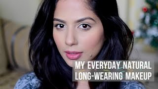 Everyday NATURAL- LONG-WEARING Makeup for Indian Skin