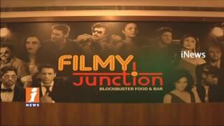 Hero Gopichand Inaugurates New Restaurant In Filmnagar | Hyderabd | iNews