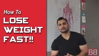 How to lose weight FAST! Part-1 (Hindi / Punjabi)
