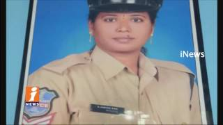 Woman Constable Attempts Suicide in Subedari Police Station   Senior Officials Harassment   iNews