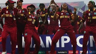 World T20- West Indies Women Create History, Defeat Australia To Clinch Maiden Title - Sports News Video