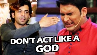 Sunil Grover REACTS To His Fight With Kapil Sharma - QUITS Kapil Sharma Show