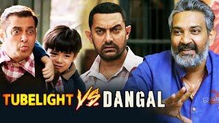 Salman's Tubelight BEATS Aamir's Dangal, After Baahubali, SS Rajamouli Next Film RAMAYANA