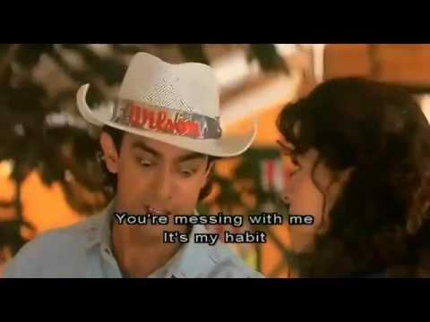 Colgate Scene - Aamir Khan and Juhi Chawla (HQ) - Bollywood Movie Comedy Scene