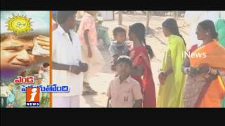 Temperature Rises In Hyderabad Before Summer   Telangana   iNews