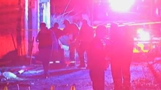 5 Shot to Death Near Pittsburgh, Suspects on Run