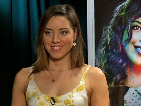 Aubrey Plaza Prepares for Zombie Apocalypse News Video