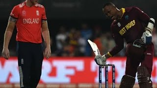 How Shane Warne's Taunts Fired Up Marlon Samuels In World T20 - Sports News Video