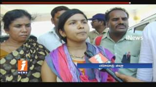 Naresh Parents And Relatives Demands Justice | Naresh Murder Issues | iNews