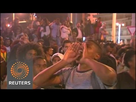 Israelis of Ethiopian origin protest police violence News Video