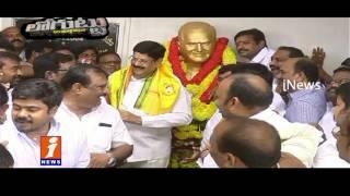 Anam Ramanarayana Reddy Misuse Their Power In Atmakur Controversy   Nellore   Loguttu   iNews