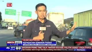 Jelang Libur Panjang, Jalan Tol Jatibening Mulai Macet