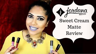 JORDANA SWEET CREAME REVIEW (SINHALA)