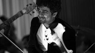 Abhijith Violin Live - 'Etho Varmukilin'on Violin With His fusion Band