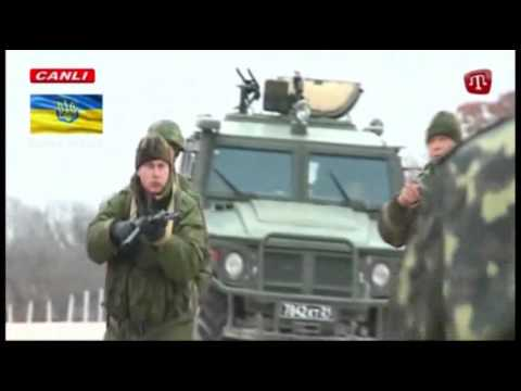 Raw- Shooting Incident at Airbase in Ukraine News Video