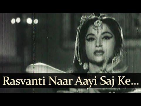Rasvanti Naar Aayi - Gopal Krishna Songs - Jayashree - Rajan Haksar - Asha Bhosle - Bollywood Old Song