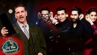 Akshay Kumar On Dil Hai Hindustani - JOLLY LLB 2 Promotion
