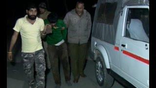 वध के लिए ले जाई जा रही दो गायों को पुलिस ने छुड़वाया, तस्कर भी काबू