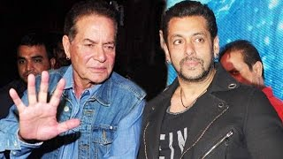Salman's Father Salim Khan LASHES Out At Muslim Clerics For Fatwa On Nahid Afrin