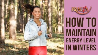 How to Maintain Energy Level In Winter | Dr. Deepika Malik (Dietician)