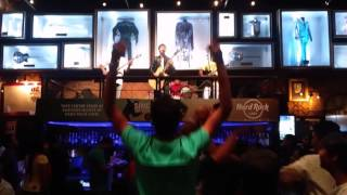 Motor Wade Live Performance At Hard Rock Cafe Bangalore - Crazy Crowd!!!