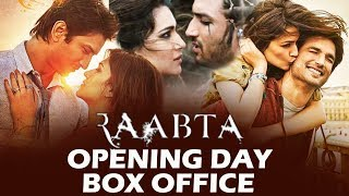 RAABTA Opening Day - Box Office Collection - Kriti Sanon, Sushant Singh Rajput