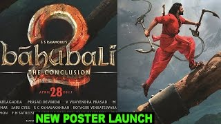 S S Rajamouli Film Bahubali 2 New Poster Release At IMAX