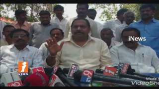 TDP Leader Satish Reddy Serious Comments On YS Jagan And Sakshi Media In Pulivendula | iNews