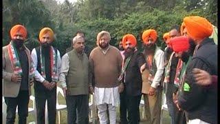 अकाली दल को बड़ा झटका, रणजीत सिंह निकड़ा कांग्रेस में शामिल