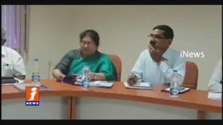 IT Minister KTR Visits Tamilnadu | Meets Tiruvuru Textile Association | iNews