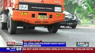 Kemacetan di Tol Cipali dan Palikanci Belum Terurai