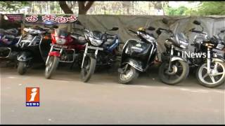 Students Robbery Bikes In Guntur And Vijayawada For Easy Money   Be Careful   iNews
