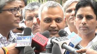 Delhi Police chief is lying about Kerala House raid (PC in English)