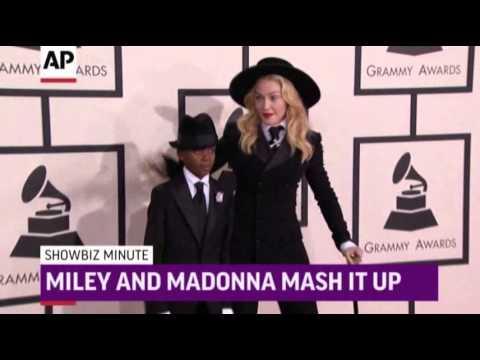 ShowBiz Minute- Motley Crue, Cyrus, Bieber News Video