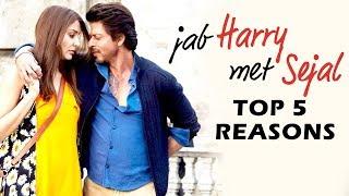 Jab Harry Met Sejal Trailer | TOP 5 Best Moments | Shahrukh Khan, Anushka Sharma