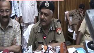 पुलिस पर हमला करने वालों पर होगी सख्त कार्रवाई - यूपी डीजीपी